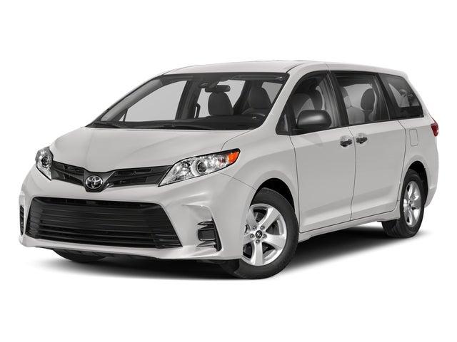 2018 Toyota Sienna XLE Premium FWD 8 Passenger   Toyota Dealer Serving  Lumberton NC ? New And Used Toyota Dealership Near Fayetteville Ft. Bragg  Sanford NC