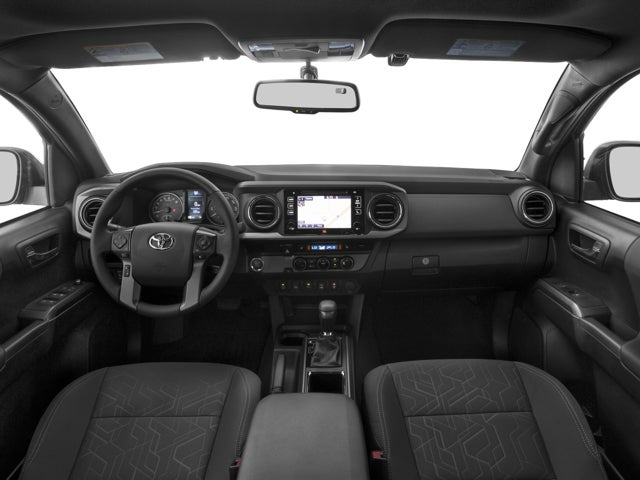2017 Toyota Tacoma Trd Sport Double Cab 5 Bed V6 4x4 Mt Lumberton