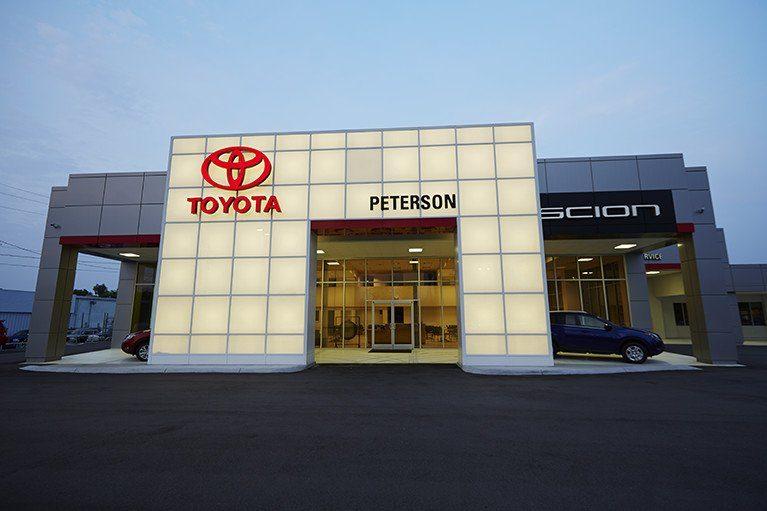 peterson toyota in lumberton premier toyota dealership near st pauls. Black Bedroom Furniture Sets. Home Design Ideas